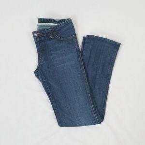"""David Kahn Straight Leg Jeans Size 27"""""""